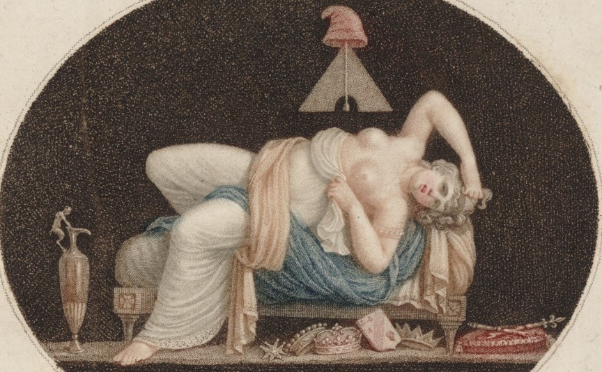 Sexe, vampires et Révolution (mais quel ennui!)
