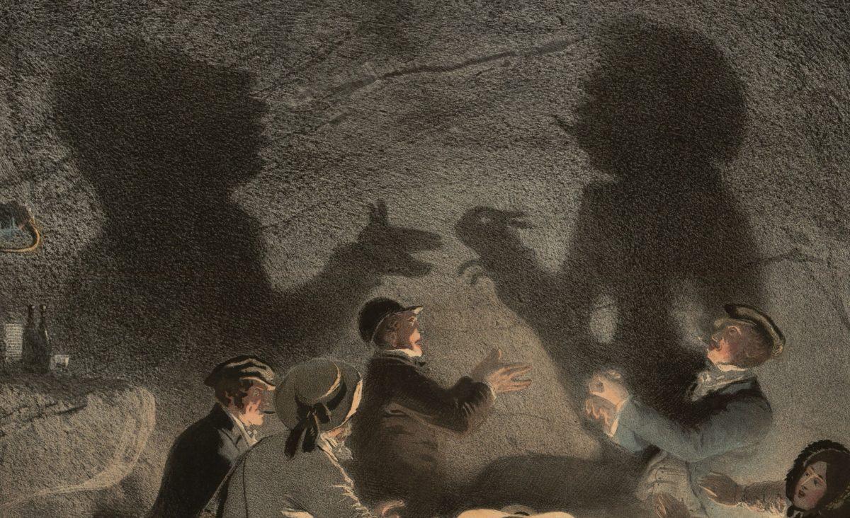 La Terreur: histoire d'un théâtre d'ombres